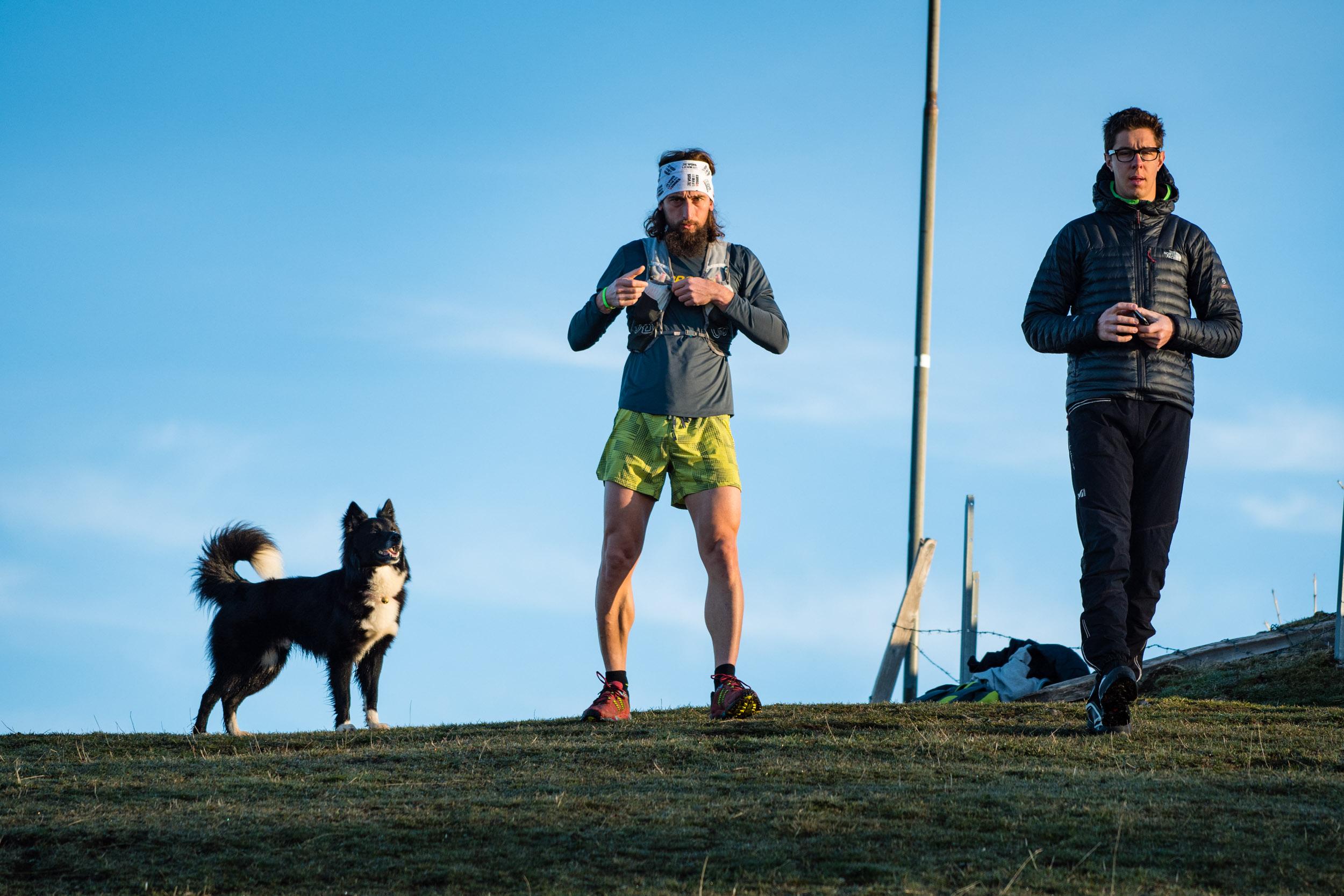 Nous conseillons les athlètes outdoor