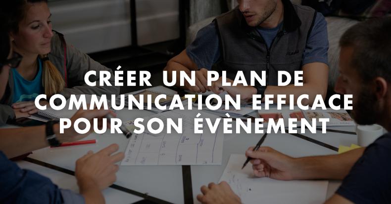 Formation afterwork créer un plan de communication efficace pour son évènement